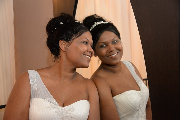Derrick & Claudia's Wedding @ Crystal Ballroom 4-5-15