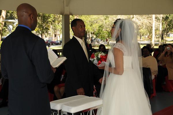 Jeanette & Ken's Wedding 2-14-10