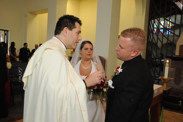 Jennifer & Jonathon Alcorn Wedding 2-2-08