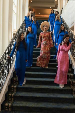 Mai Han & Thomas Wedding @ Ritz Carlton 2-26-16