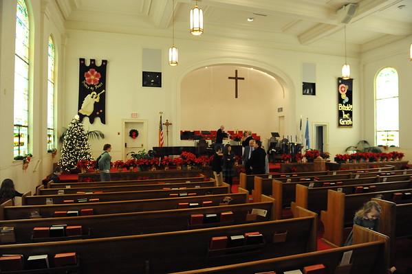 Margaret's Wedding 12-19-10