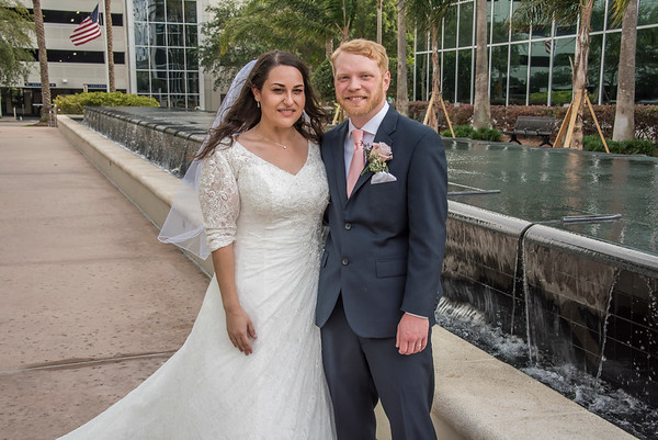 Corbin / Anter Wedding @ 310 Lakeside 4-21-18