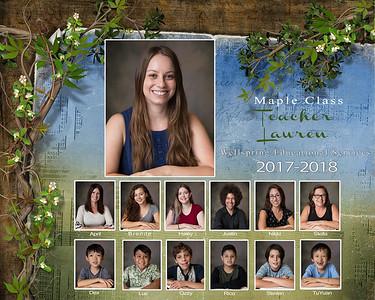 Maple Classroom 2017-2018