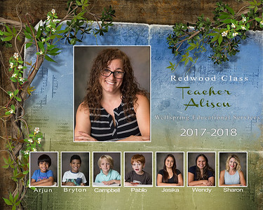 Redwood Class 2017-2018