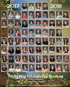 Wellspring School Staff/Other Photos 2017-2018