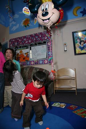 2010-01-13 Brandon's Party @ Daycare
