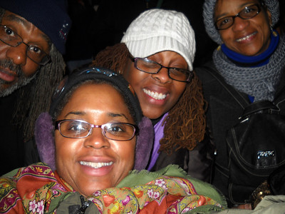 My 2013 Inauguration Day Experience