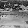 Messenger-Inquirer photo by Jay Claypool<br /> Aerial photo - Wesleyan Park Plaza. 1967