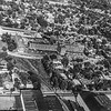 Messenger-Inquirer photo<br /> <br /> Aerial photo - Owensboro Daviess County Hospital. 1961