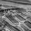 Messenger-Inquirer photo by Jay Claypool<br /> <br /> Aerial photo - Medley Distillery