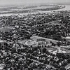 Messenger-Inquirer photo<br /> <br /> Aerial photo - Sportscenter with pool and National Guard Armory