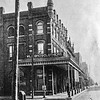 Messenger-Inquirer Photo <br /> No photo credit - No date - Business section looking east on Main Street.