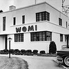 Messenger-Inquirer Photo <br /> No photo credit - No date - WOMI radio station on Frederica Street.