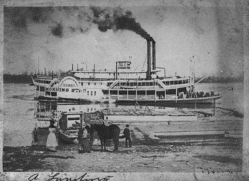 Messenger-Inquirer photo - No photo credit  - Morning Star - May 23, 1901