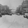 Messenger-Inquirer Photo <br /> No photo credit - Dec 18, 1945 - 2nd and St. Ann streets looking east.