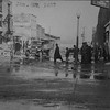 "Messenger-Inquirer Photo <br /> No photo credit - Jan. 27, 1937 - flooding<br /> <br /> ""Water from the Ohio River at St. Ann Street extended across Second Street this afternoon"" (From Messenger-Inquirer Jan 27, 1937)"
