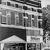 Messenger-Inquirer photo - No date - No photo credit<br /> <br /> Gray's Antiquies and Collectables, former Walgreen's, former Progress Candy Factory. Building razed for new condo construction and business use. Main and St. Ann streets.