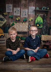 Grayson & Landon