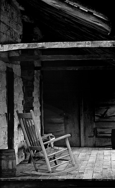 2042 the back porch bw copy