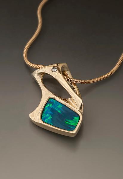 Opal-Pendant-14kt-gold,Opal,04pt-diamond-_v1 copy 2