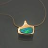 Pendant,Opal,18kt gold