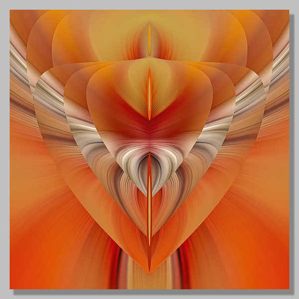 HEAVENLY DAGGER-30X30-abstract-for-sale