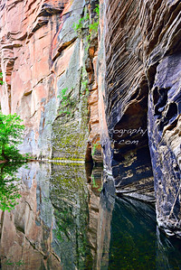 West Clear Creek Canyon