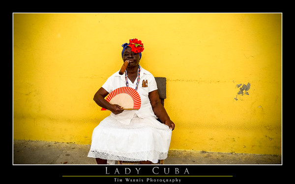 Lady Cuba
