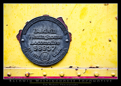 Baldwin Westinghouse Locomotive