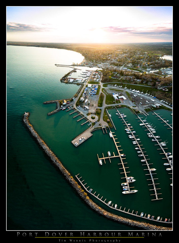 Port Dover Harbour Marina