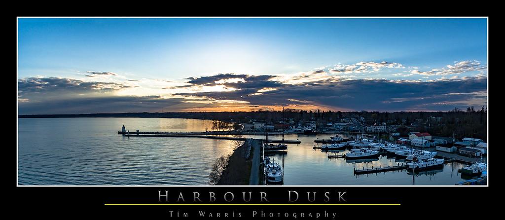 Harbour Dusk