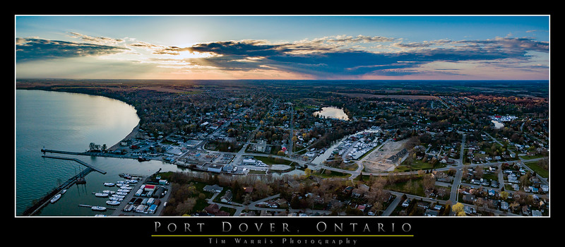 Port Dover Panorama