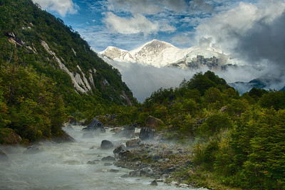 HDR Images of Patagonia
