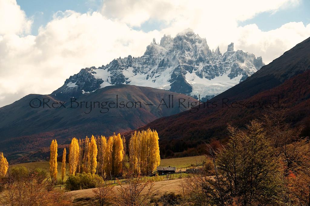Cerro Castillo, Chilean Patagonia.
