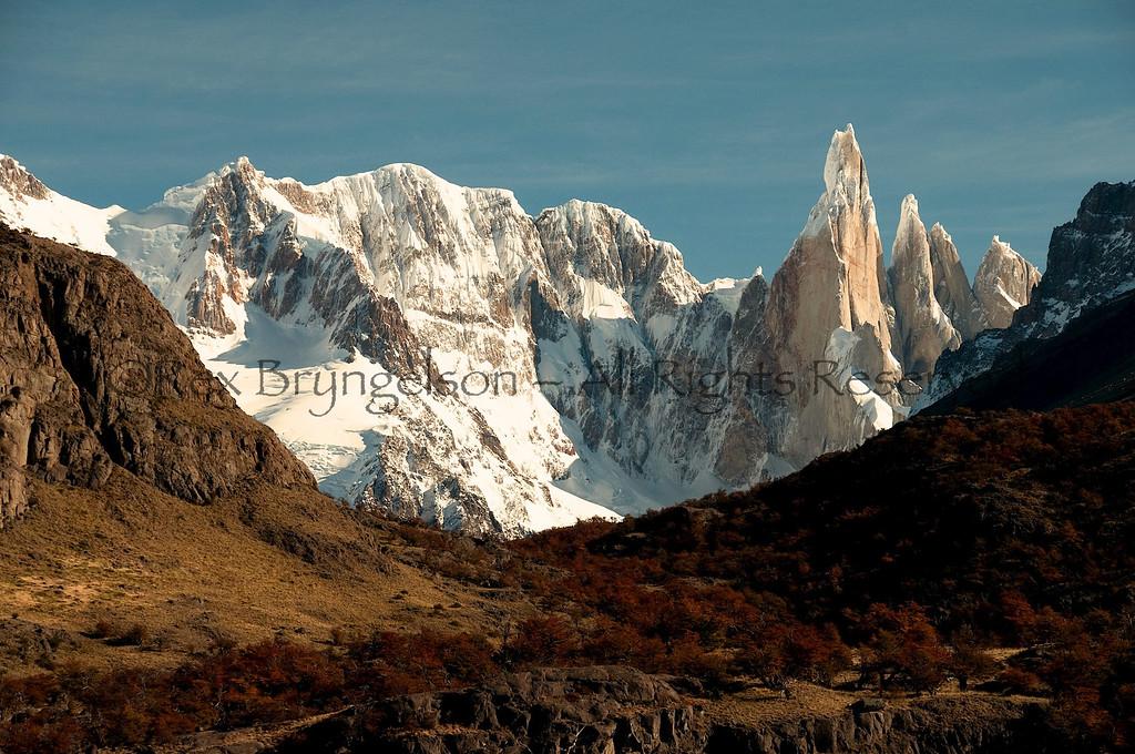 Cerro Torre. Argentine Patagonia.