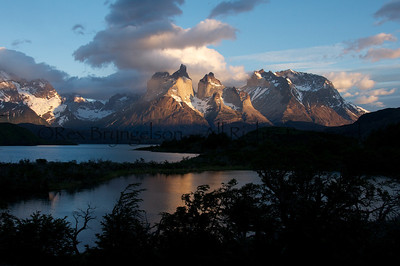 Summits of Patagonia