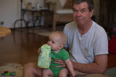 Baby + Grandpa