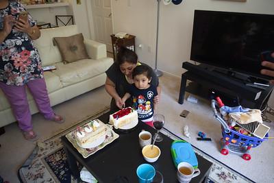 Rudy's early birthday!