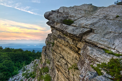 Bonticou Crag, Mohonk Preserve, Ulster County, New York, USA