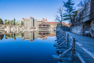 Mohonk Mountain House, New Patlz, New York