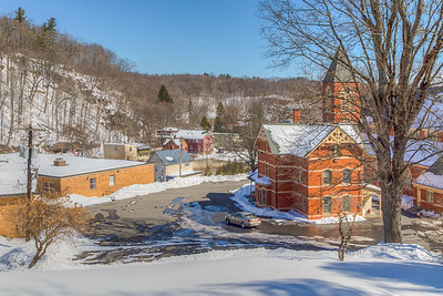 St. Peter's Church and School, Rosendale New York