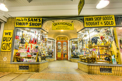 Sam's Swap Shop
