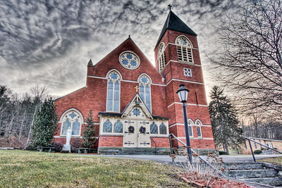 Saint Peter's Church, Rosendale, New York, USA