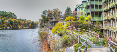 Mohonk Mountain House, New Paltz, New York, USA