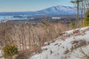 Shot from Glenford Road, Spencer. New York - Catskill Mountains and Ashokan Reservoir seen