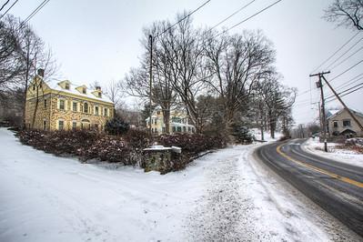 Route 213 Rosendale AJ Snyder House