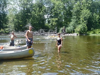 Canoeing 7-2015