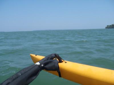 Kayak Trip Put In Bay 8-2012