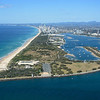 Aerial images The Spit