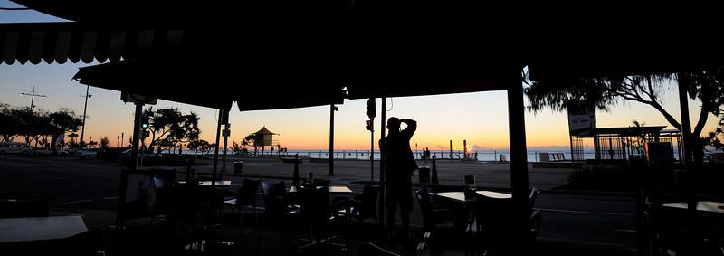 Montmartre Cafe, Surfers Paradise, Gold Coast, Queensland.